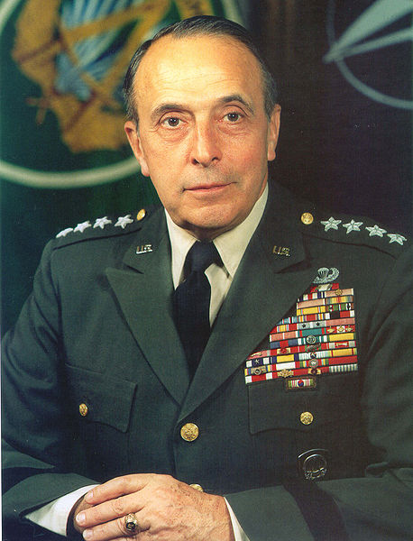 General Lyman Louis Lemnitzer